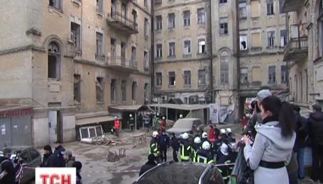 Будинок у центрі Києва, де стався обвал, є пам'яткою архітектури кінця 19 століття