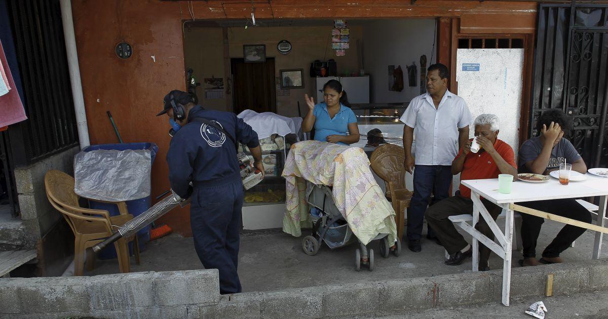 Вірус Зіка поширився й на Коста-Рику.