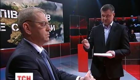 """У студії """"Право на владу"""" обговорили питання повернення Криму"""