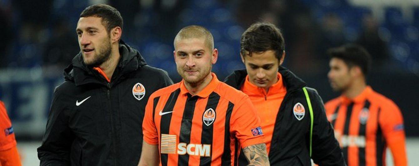 """Ракицький вже відновився від травми коліна і зможе зіграти проти """"Чорноморця"""""""