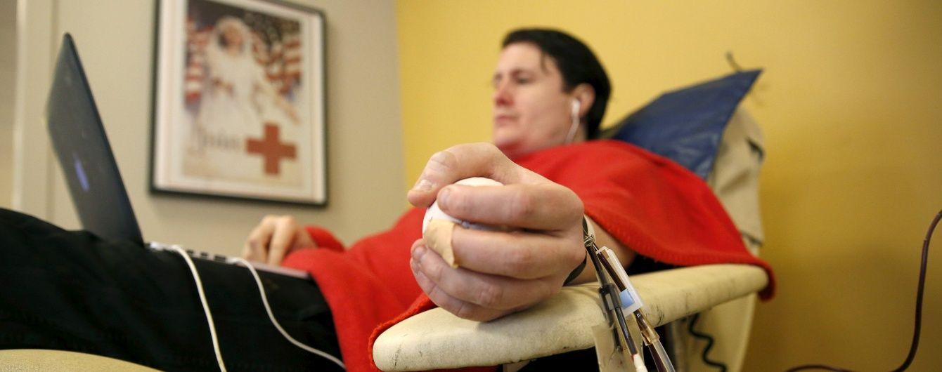 Донори крові в Дніпрі врятували вже дві тисячі солдатських життів