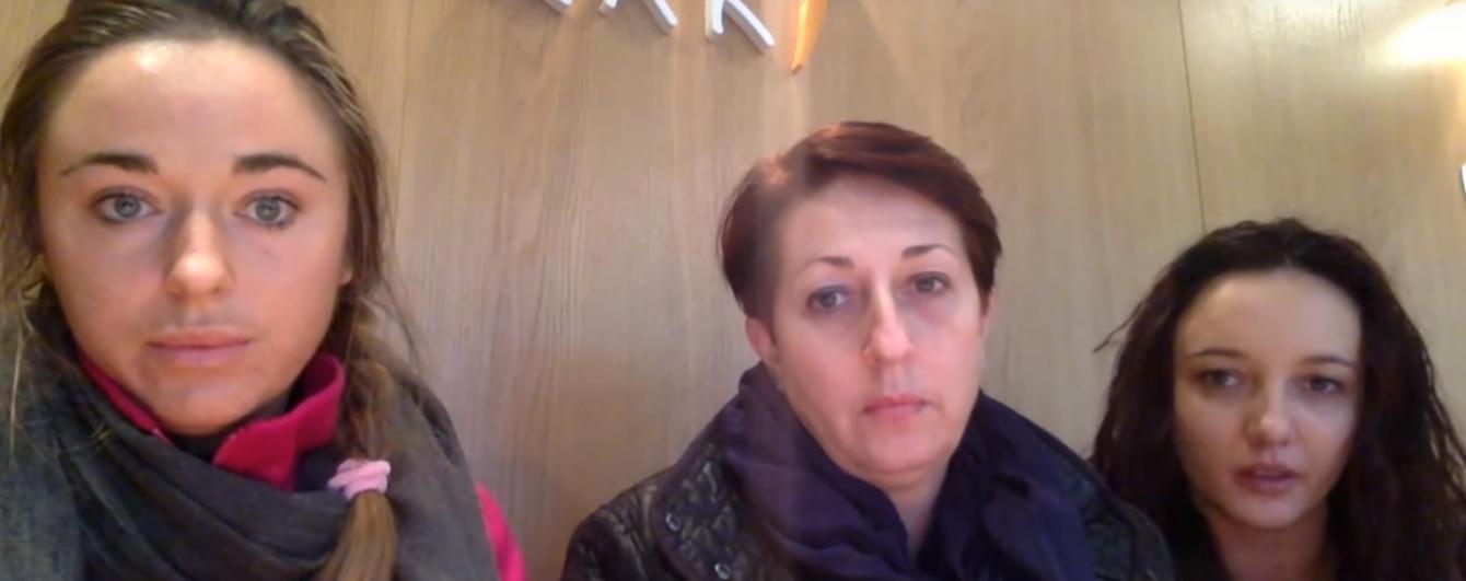 У Франції 24 українців змусили спати на підлозі перед депортацією