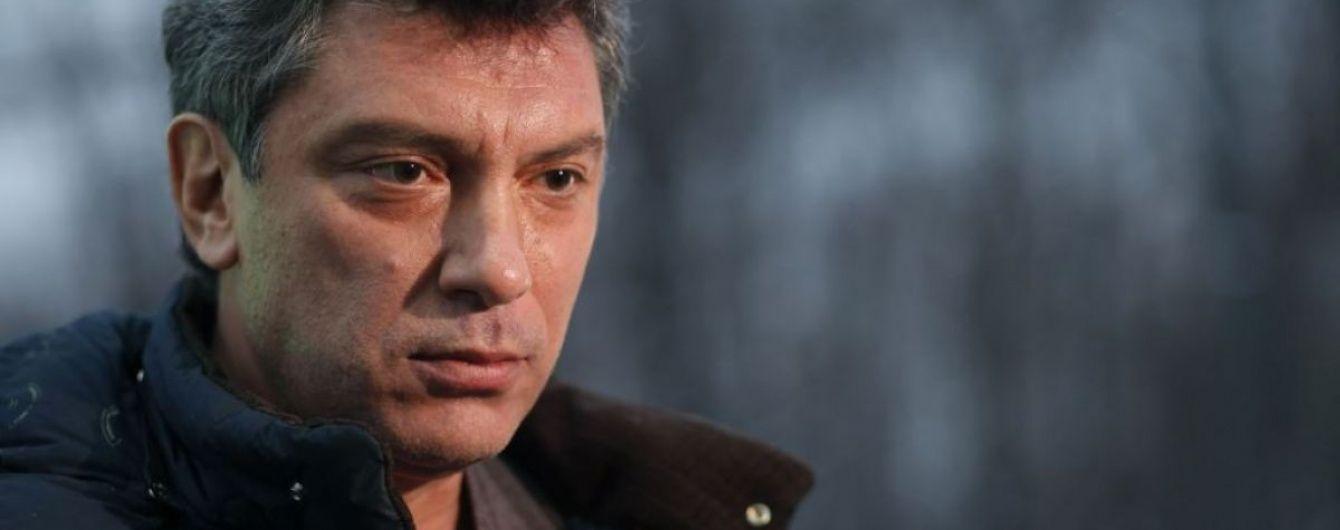 У Києві може з'явитися сквер Бориса Нємцова – Кличко