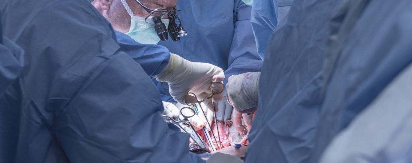 У США вперше пересадили матку померлої жінки молодій