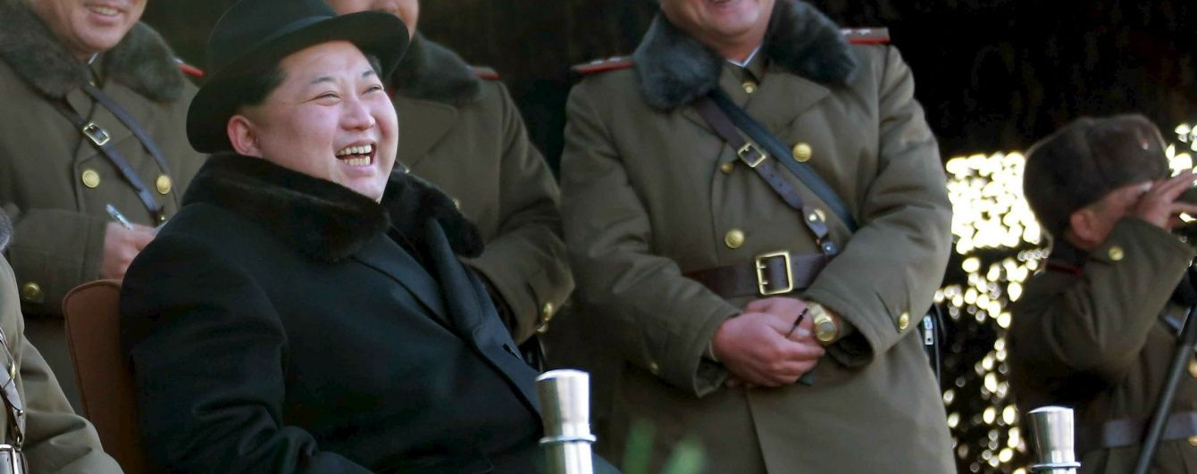 Північна Корея запустила три балістичні ракети