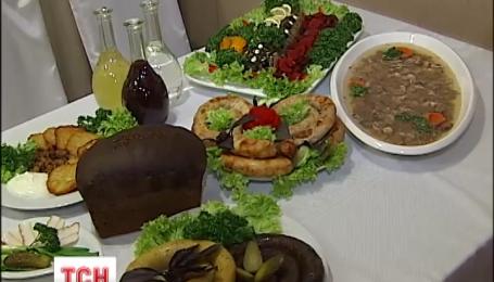 Украинская кухня признана одной из лучших в мире