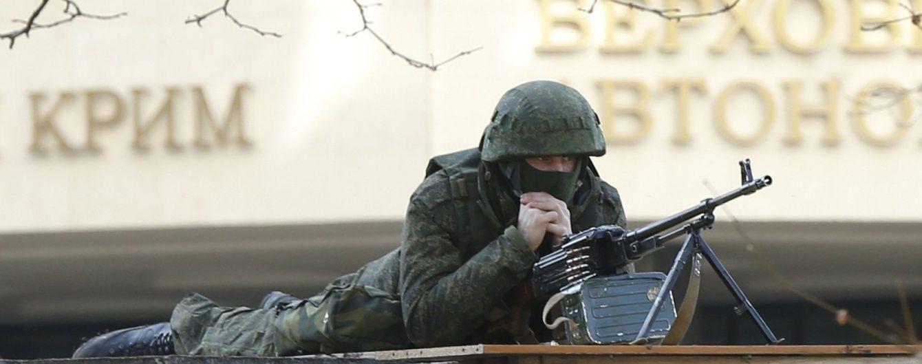 Оккупанты пугают крымчан войной