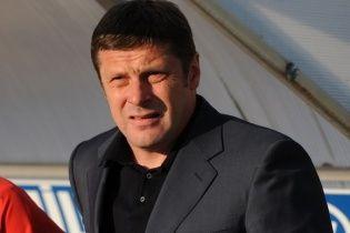 """Лужний заявив, що не тренує """"Карпати"""" і не відповідає за результат команди"""