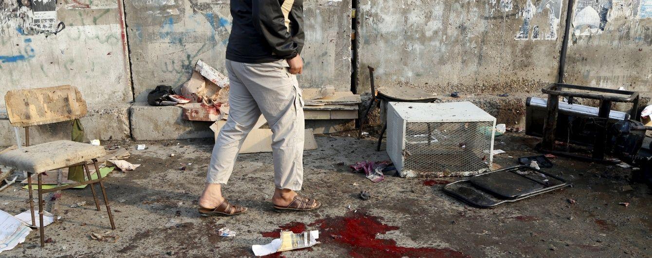 Кількість загиблих унаслідок подвійного теракту в передмісті Багдада досягнуло 70 осіб