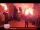 """Вночі головний офіс СБУ пікетували бійці полку """"Азов"""""""