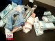 """На КПП """"Новотроїцьке"""" затримали подружжя пенсіонерів, які везли в ДНР 4 млн рублів"""