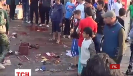 До сімдесяти зросла кількість загиблих від вибухів на іракському ринку