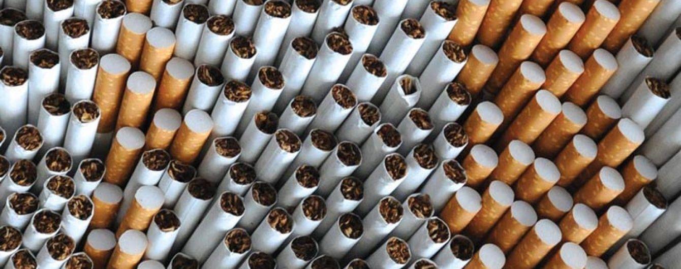 На Одещині спіймали контрабандистів із цигарками на 100 мільйонів гривень