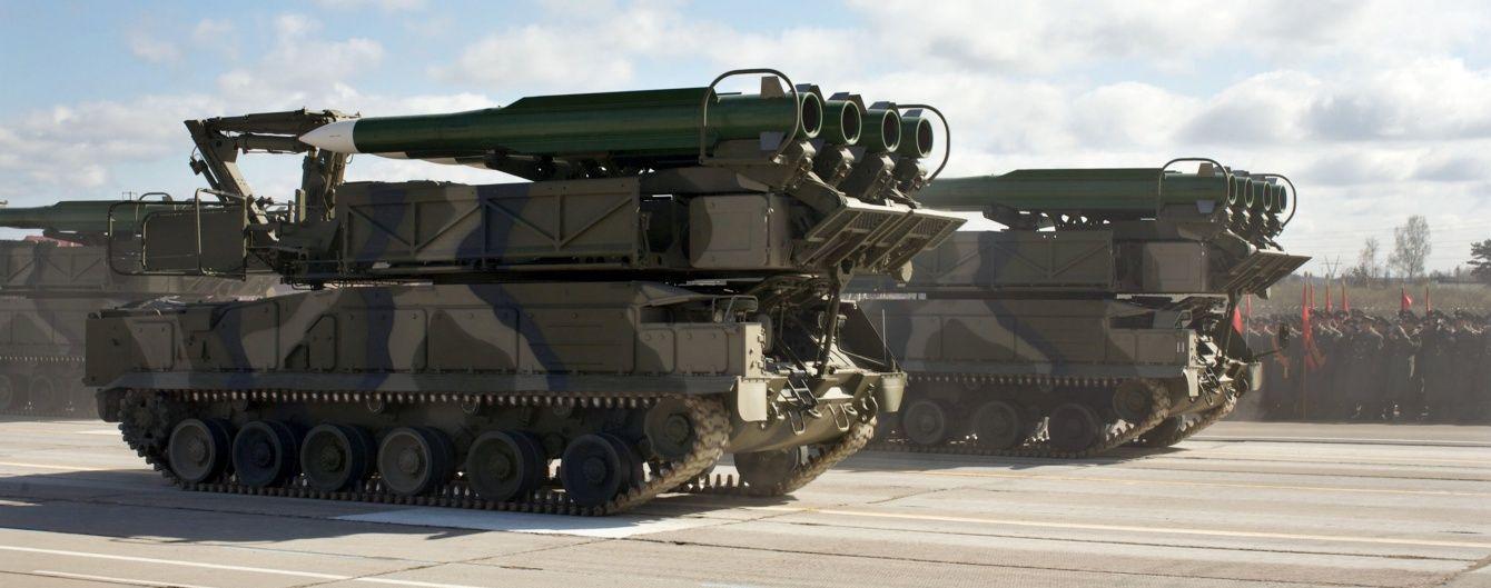 """У Міноборони РФ відреклися від російського """"Бука"""", який збив малайзійський Boeing"""