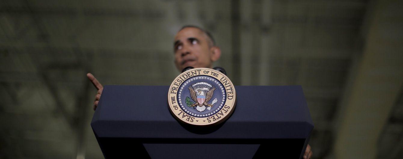 Обама подовжив санкції проти РФ через події в Україні