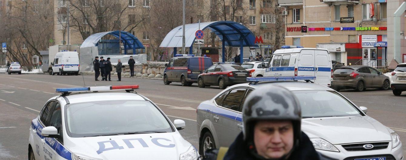 Свідки розповіли подробиці про жінку з відрізаною головою дитини біля метро в Москві