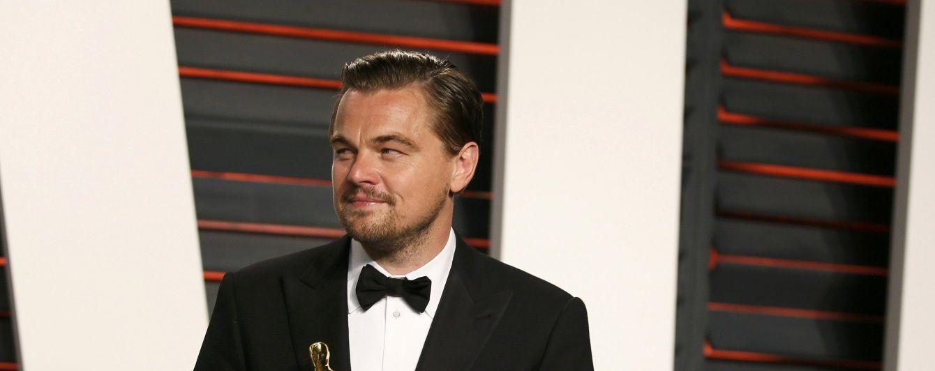 """Турбота про дітей, проблеми екології та вдячність: про що говорив Ді Капріо у промові на """"Оскарі"""""""