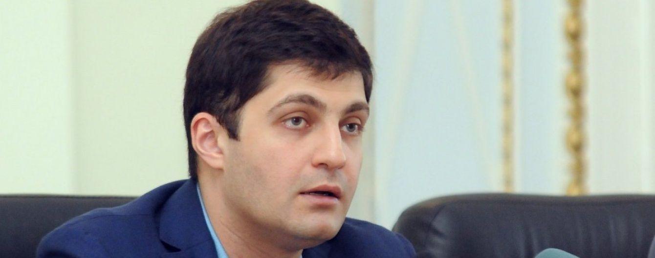 Генпрокуратура звинувачує Сакварелідзе у брехні про 10-мільйонний хабар