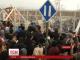 Мігранти прорвали поліцейську оборону на греко-македонському кордоні