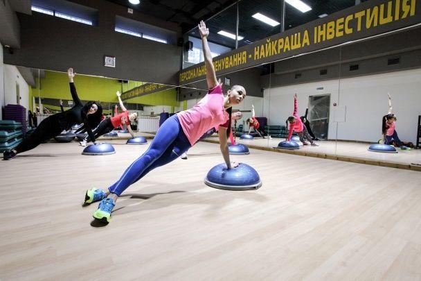 Новий Sport Life на Динамо!