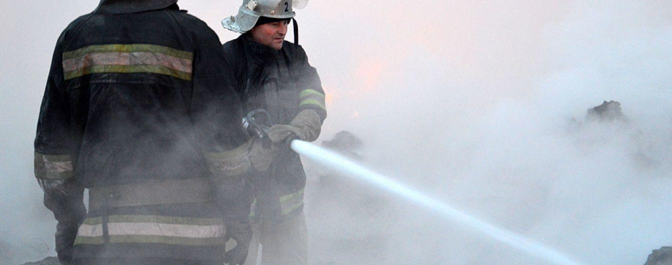 У Харкові сталася пожежа на колекторі. Є загиблі
