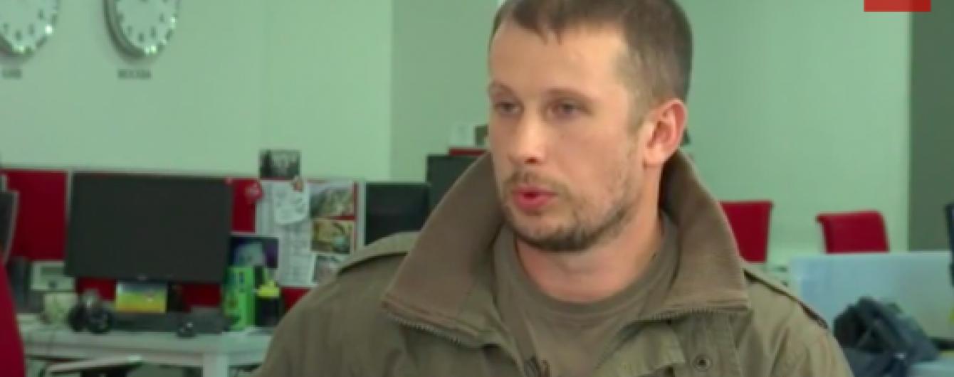 """Основатель """"Азова"""" нардеп Билецкий встал на защиту задержанного Краснова"""