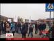 Викладачі мукачівських ПТУ заблокували трасу Київ-Чоп