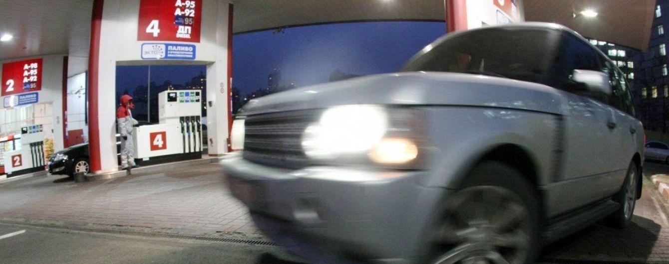 АМКУ розслідує синхронне здорожчання бензину в чотирьох мережах АЗС