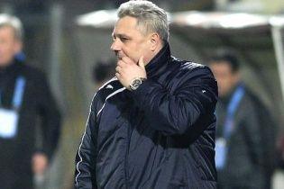 Тренера лідера чемпіонату Румунії з футболу оштрафували на 223 мільйони євро
