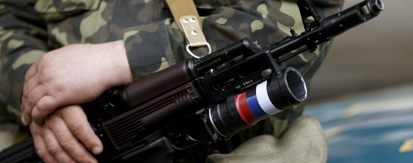 Безпілотник бойовиків обкидав гранатами позиції військових у глибокому тилу