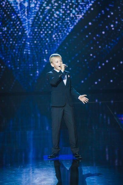 """""""Маленький гігант"""" Саша Подолян заспіває із відомим тенором Робертіно Лореті"""