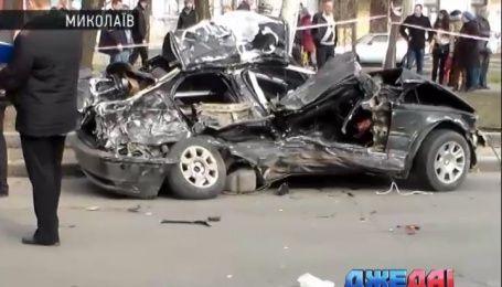 Офицер полиции совершил ДТП, в котором погибли 4 человека