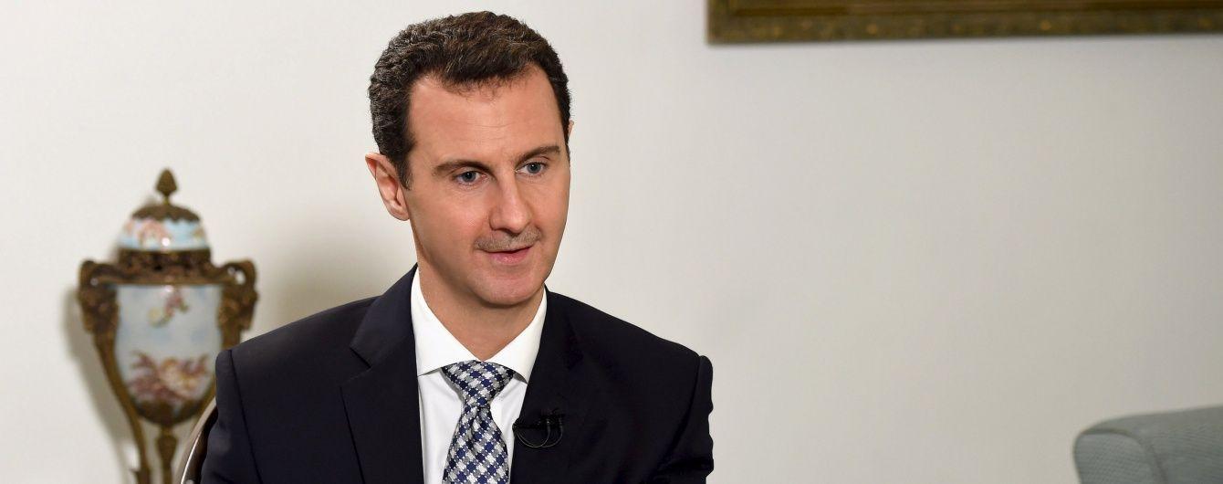 У Сирії відбулися протести проти Асада