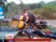 В Індії слон, якого привели на фестиваль розважати людей, вирвався на волю і потрощив авто