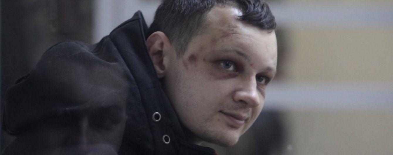 """Голову """"Азову-Крим"""" Краснова відправлять до лікарні"""
