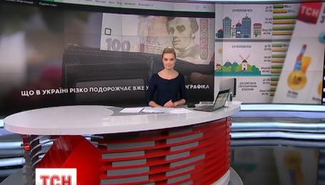 ТСН.ua підготував перелік того, що дорожчає в Україні цієї весни