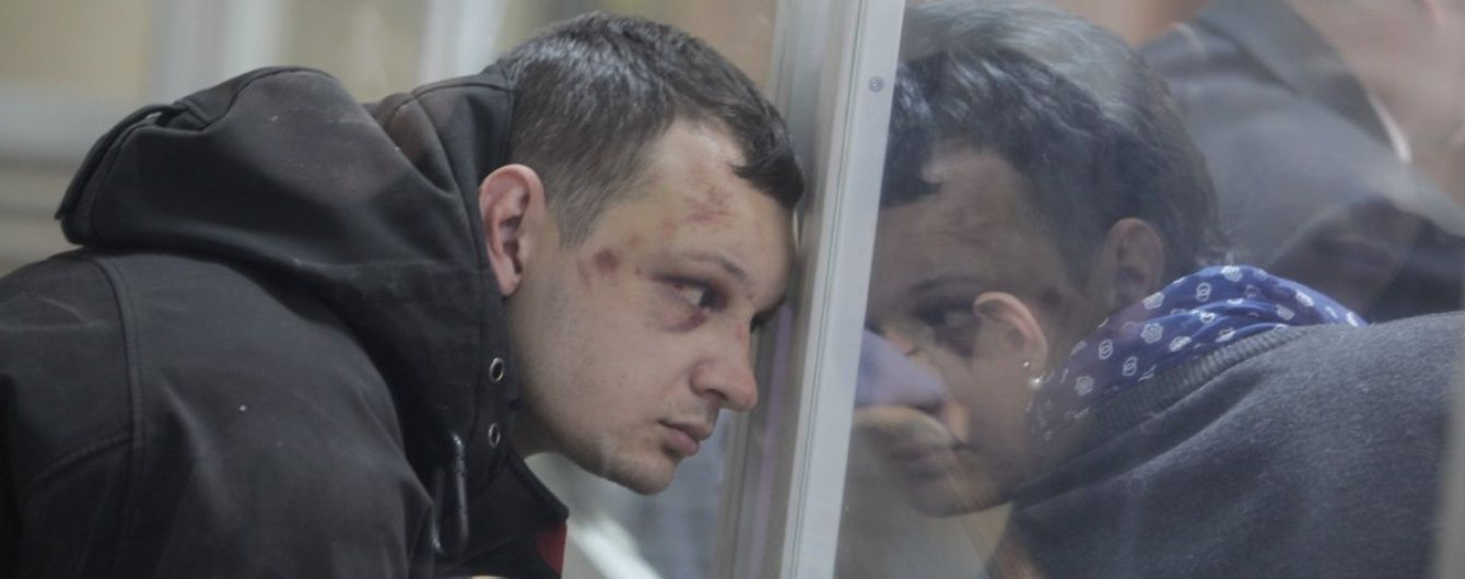 """Краснова доправили до реанімації – """"Азов"""""""