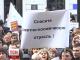 """Працівники конструкторського бюро """"Південне"""" влаштували піший протест"""