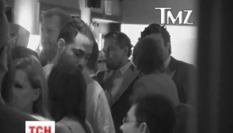 Леонардо Ді Капріо забув оскарівську статуетку в нічному клубі
