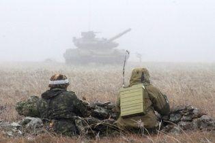 У зоні АТО за добу двоє українських військових загинули. Мапа АТО