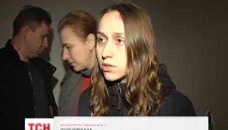 Подруга Станислава Краснова вернулась из зала суда домой