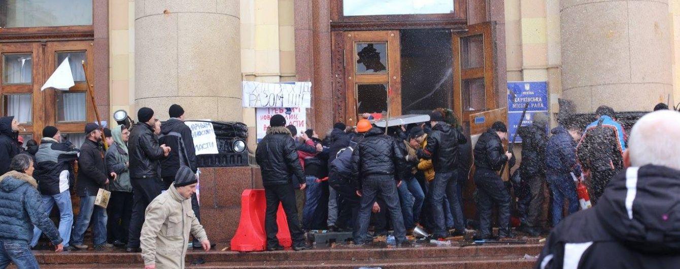 """Річниця """"руської весни"""" в Харкові: у місті з жахом згадують, як були за півкроку від """"ХНР"""""""