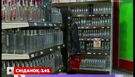 В Украине снова подорожало спиртное