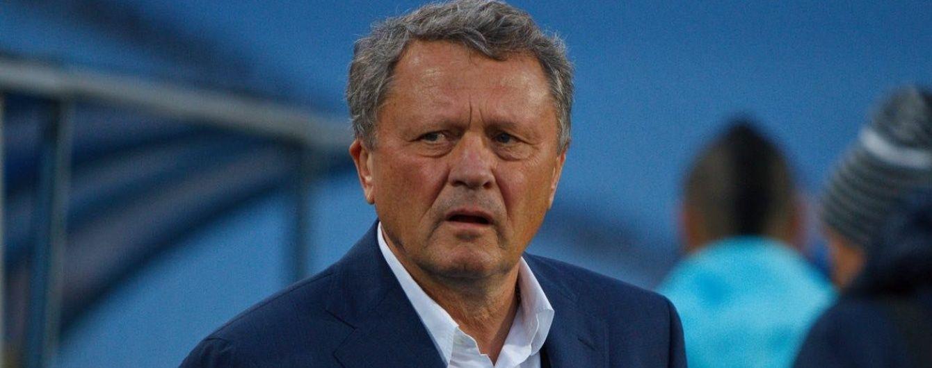 """Маркевич заявив, що піде з """"Дніпра"""", якщо команда не буде грати в єврокубках"""