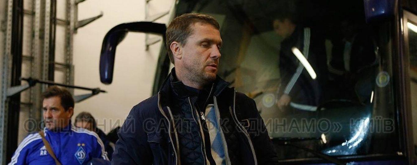 """""""Динамо"""" лише після першого тайму зрозуміло, що грає не в Європі - Ребров про нічию з """"Олександрією"""""""