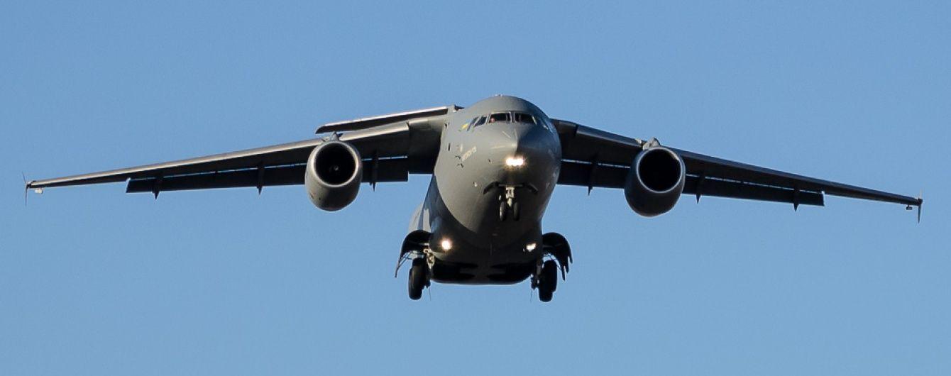 Український Ан-178 блискуче проявив себе на авіашоу в Берліні