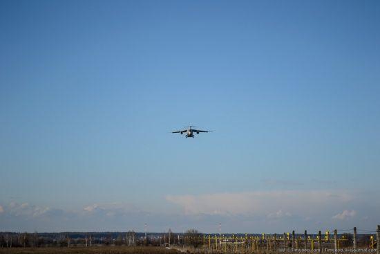 Український Ан-178 перевершив Boeingна авіашоу в Фарнборо