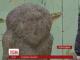 На Кіровоградщині знайшли кам'яну статую, якій може бути три тисячі років