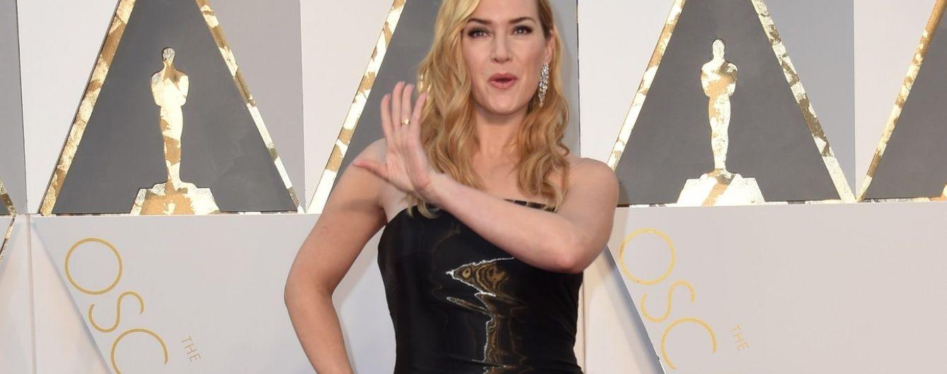 """Зірка """"Титаніка"""" Кейт Вінслет відреагувала на чутки про вагітність"""