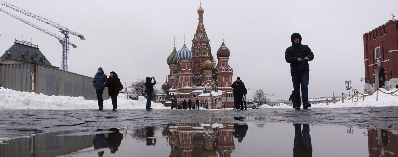 """У Москві """"замінували"""" Кремль та ще шість будівель"""